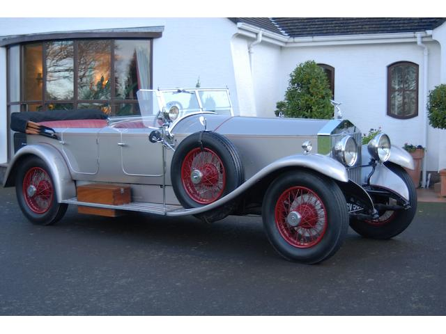 1927 Rolls-Royce Phantom I 40/50hp Dual Cowl Tourer  Chassis no. 70 EF Engine no. OL 95