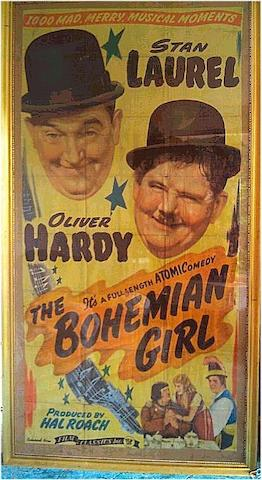 The Bohemian Girl, Metro-Goldwyn-Mayer, 1936,