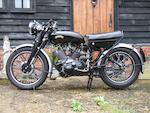 1955 Vincent 998cc Rapide Series D