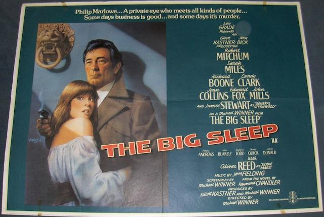 A collection of approximately fifty crime related UK Quad film posters, including: