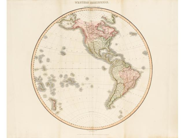 PINKERTON (JOHN) A Modern Atlas