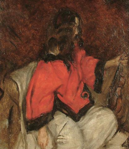 Victor Hume Moody (British, born 1896-?) The Boxer Jacket, circa 1920