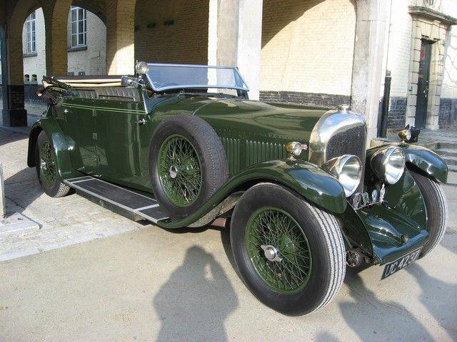 1927 Bentley 6 1/2-Litre All Weather Tourer,