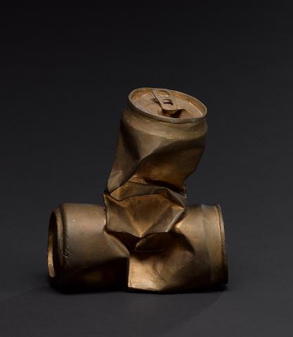 Sarah Lucas (British, 1962) Beer Can Penis, 1999 length 14cm (5 1/2in)