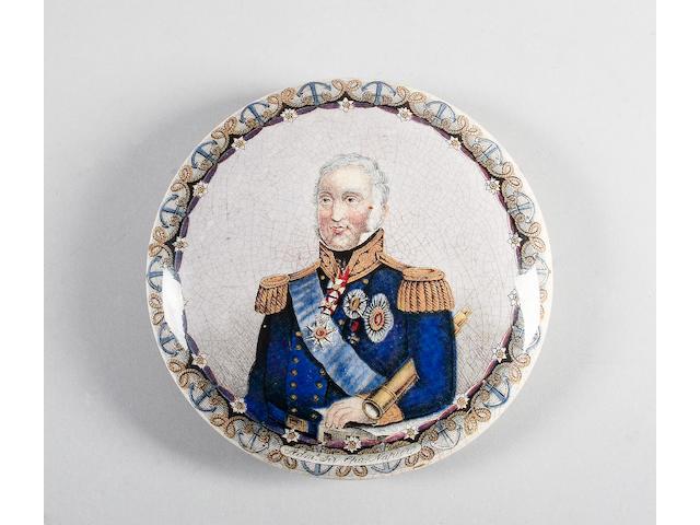 Admiral Sir Charles Napier C.B