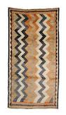 A Luri tribal Gabbeh rug,