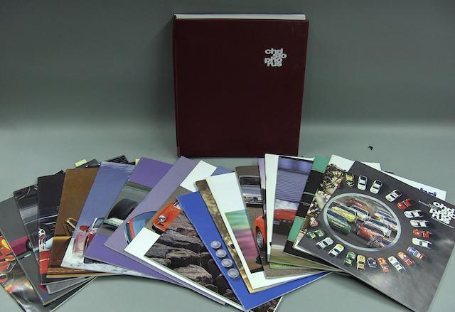 A quantity of Christophorus magazines,