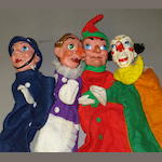 Pelham Puppet Punch and Judy glove puppets, 4