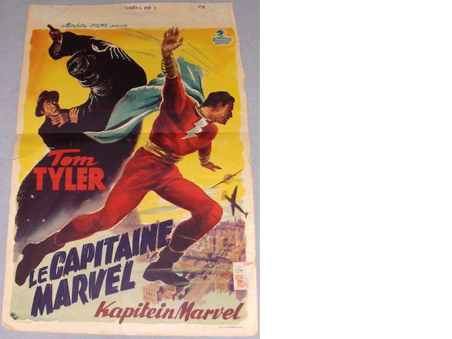 The Adventures of Captain Marvel, Republic Pictures, 1941,