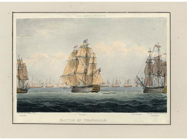 LEWIS (W., publisher) Naval Victories of Great Britain, from the commencement of the War in the year