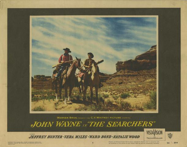 The Searchers, Warner Bros., 1956,