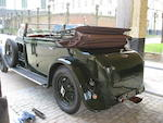 1927 Bentley 6½-Litre All-Weather Tourer  Chassis no. KD2106 Engine no. FA2503