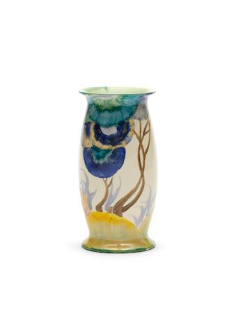 Bonhams Clarice Cliff Viscaria A Vase Shape 265 Circa 1935
