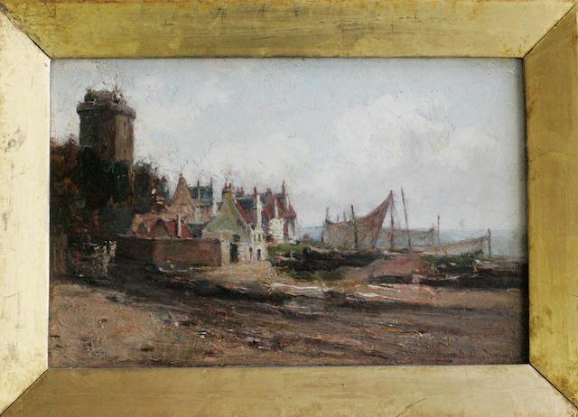 Joseph Milne (British, 1857-1911) Dysart
