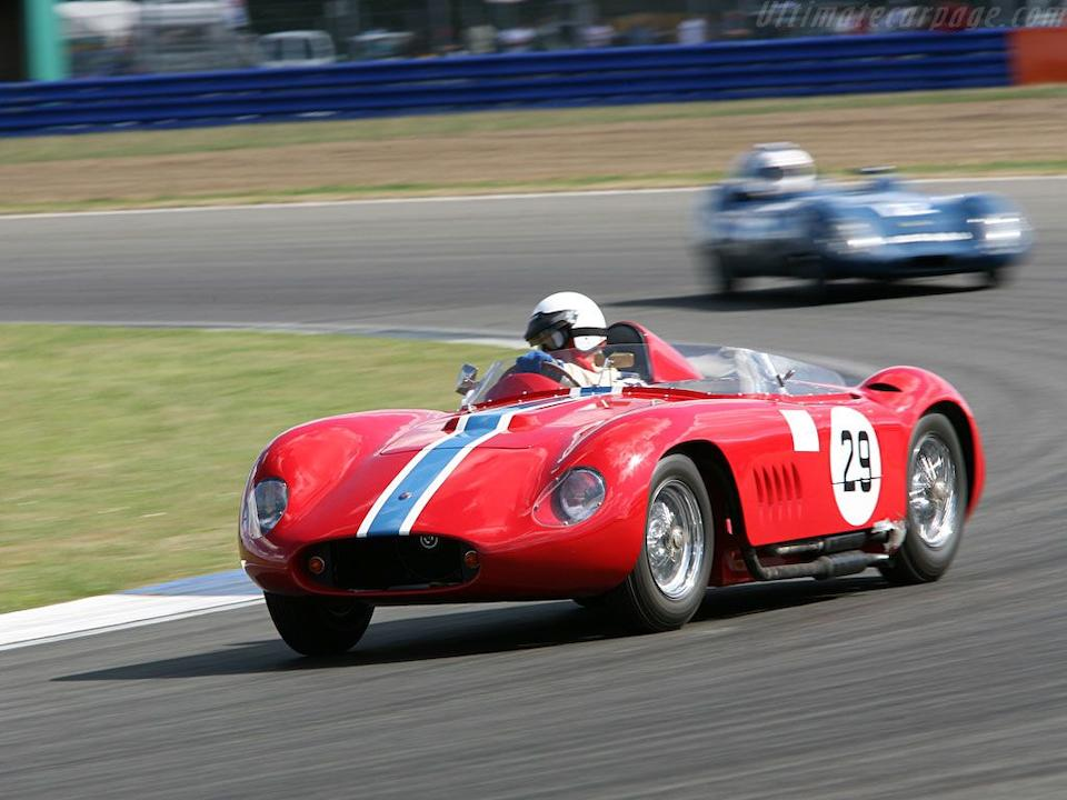 1957 Maserati 350S Sports Prototype  Chassis no. 3503