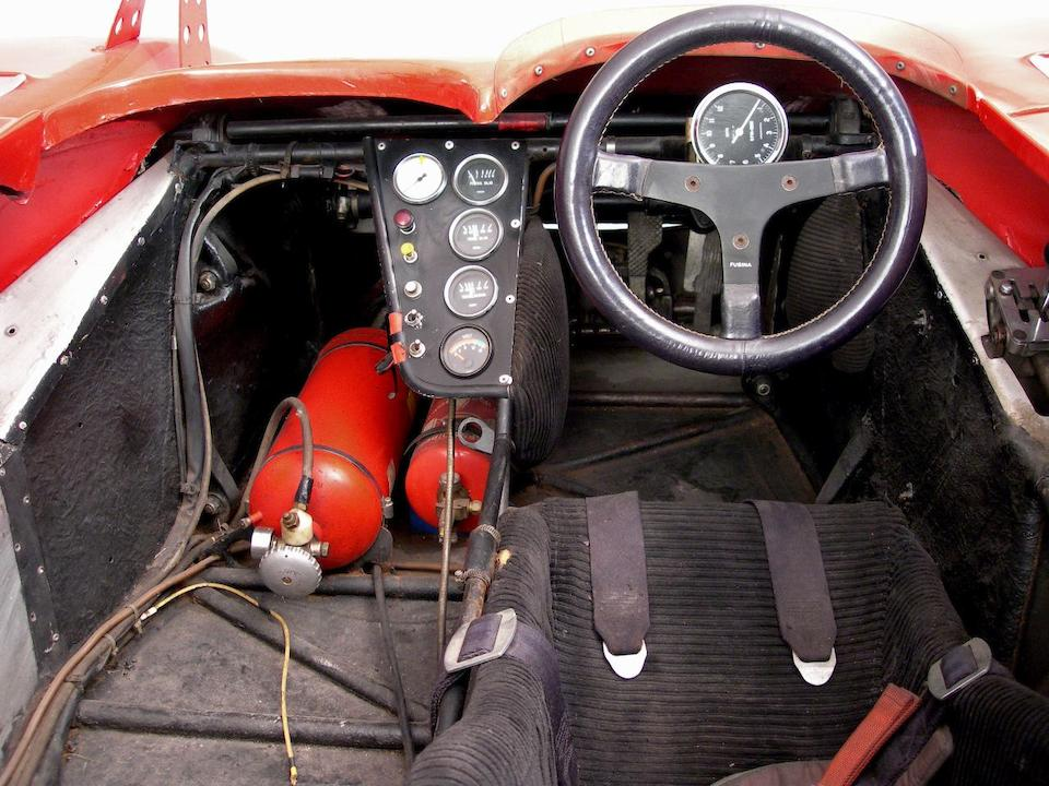 1972 Abarth-Osella 2000 Sport SE-021 Sports-Racing Spider  Chassis no. SE021-0021