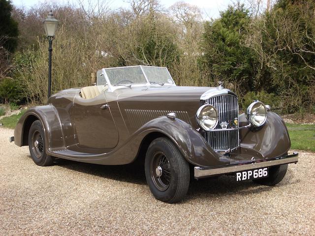 1954 Bentley,