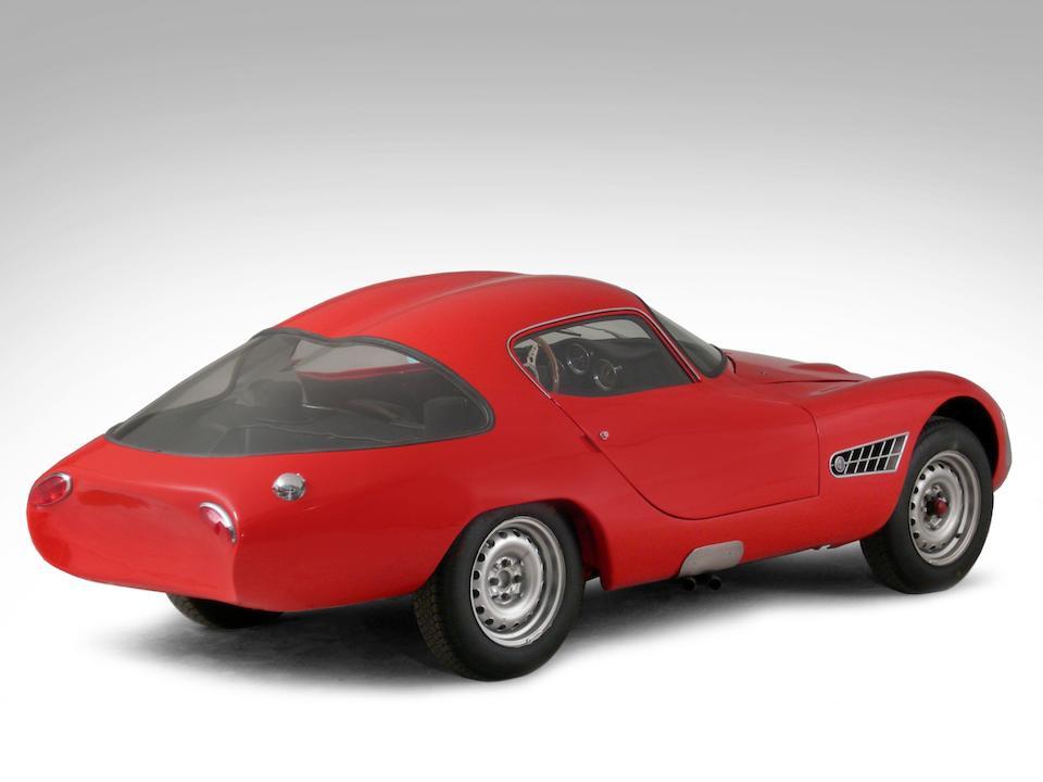 1959 Abarth-Alfa Romeo 1300 Berlinetta