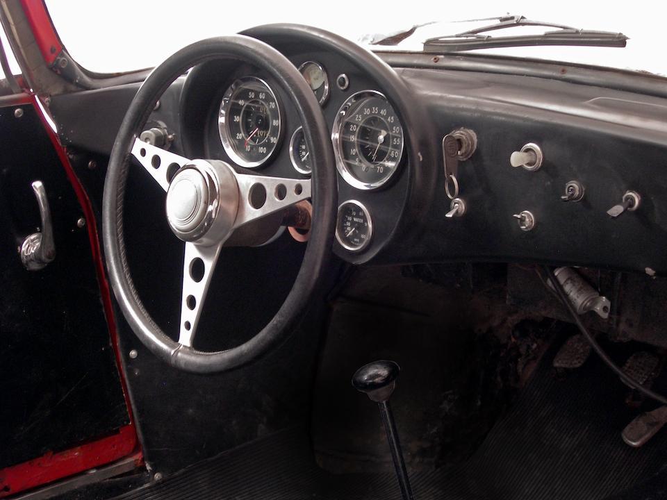1959 Fiat-Abarth Zagato 750 Coupé  Chassis no. 172847