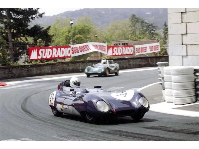 1956 Lotus XI Le Mans Series I Climax FWB  Chassis no. XI ISP 018
