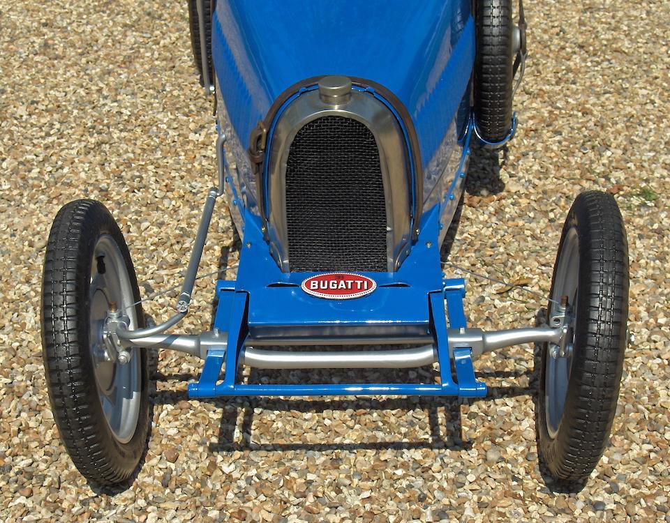A Type 52 Bugatti 'Baby', French, circa 1929,
