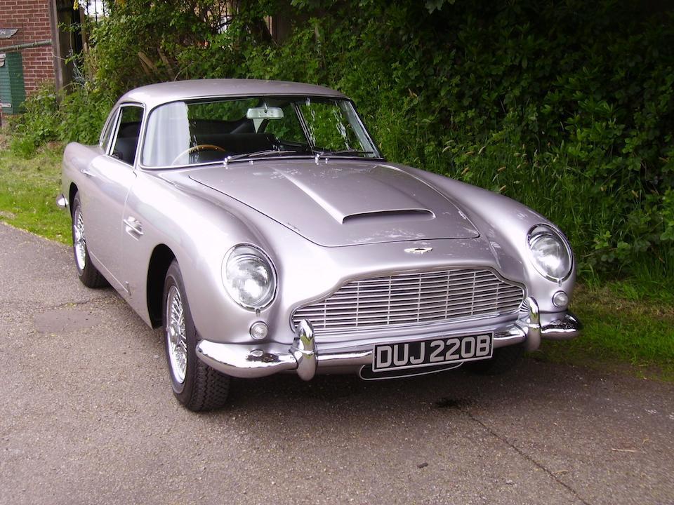 1964 Aston Martin DB5 Saloon  Chassis no. DB5/1441/R Engine no. 400/1416