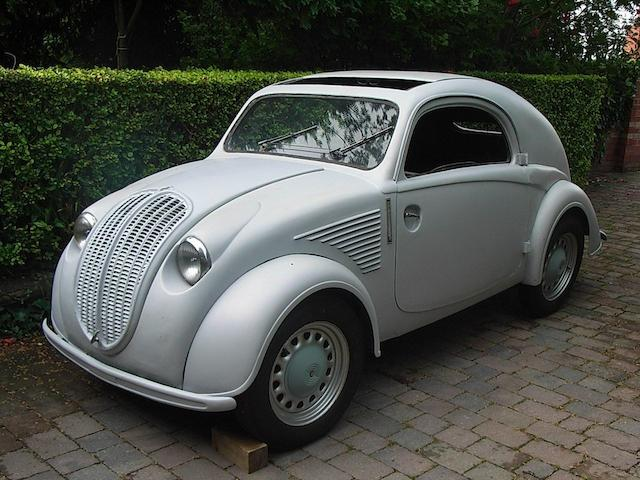 1939 Steyr Type 55 Saloon  Chassis no. LV3361