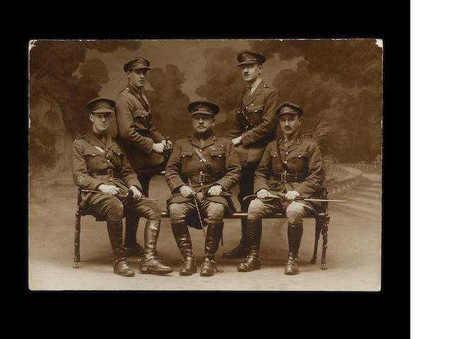 A Great War M.C. and Gallipoli D.C.M. group of nine to Major D.Bird, Royal Artillery,