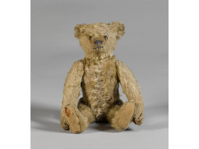 Steiff Teddy bear, German circa 1909