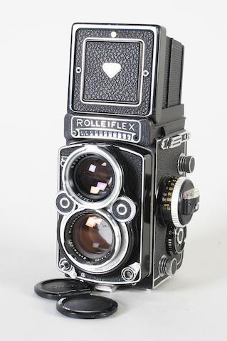 Rolleiflex 2.8F camera