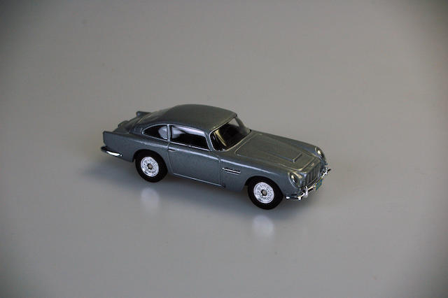 Prototype 'pre-production' James Bond Aston Martin DB5