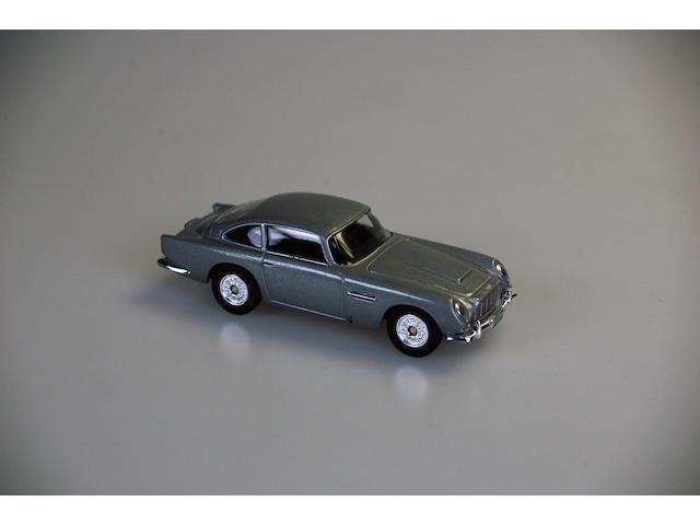 Prototype 'pre-production' James Bond Aston Martin DB5