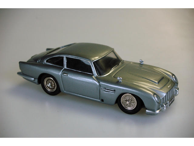 Prototype James Bond Aston Martin DB5 resin cast