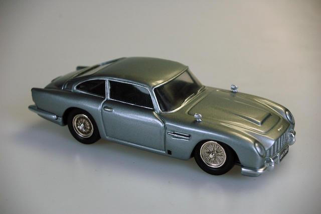 Prototype James Bond Aston Martin DB5 resin cast