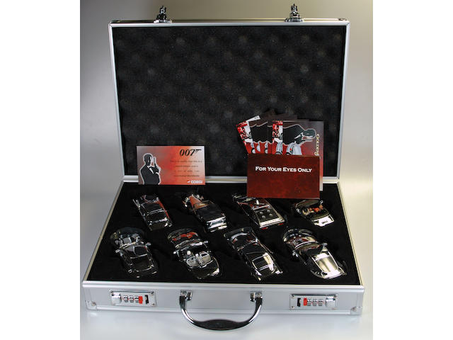 Production Line Number One James Bond Casino Briefcase