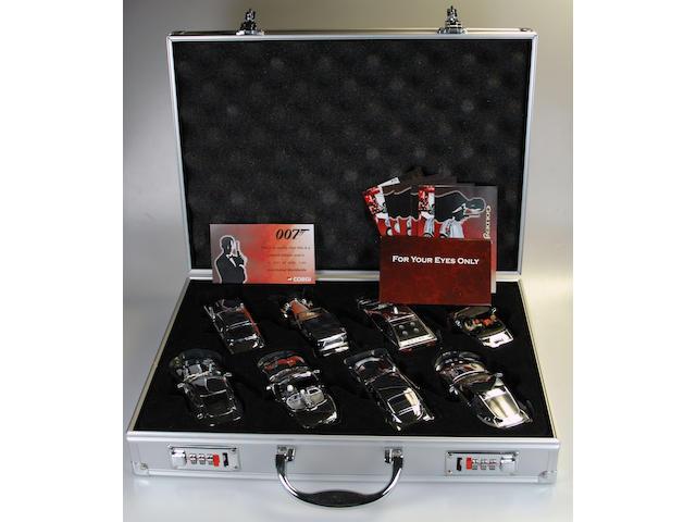 Production Line Number One James Bond Casino Briefcase