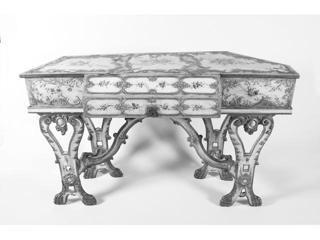 A 16th Century and later Virginal