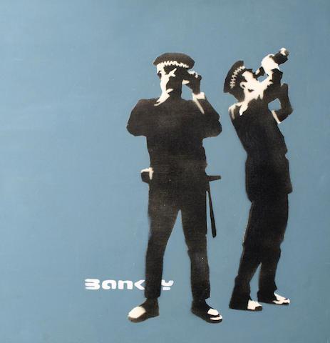 Banksy (British, born 1975)