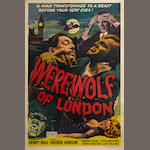 Werewolf of London, Universal Pictures, 1935,