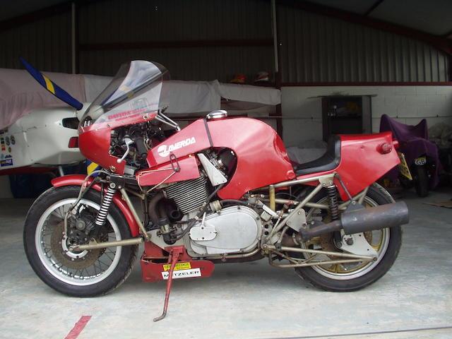 The ex-Mead & Tomkinson,1976 Laverda 1,000cc 'Nessie' Endurance Racing Prototype  Frame no. 1605 Engine no. 1605