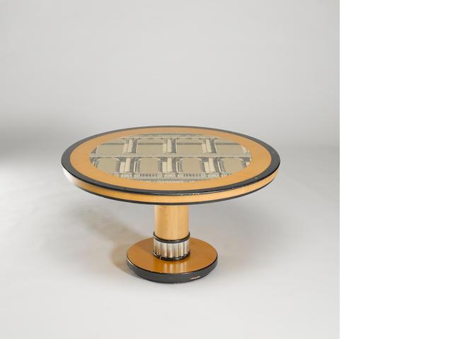 Fornasetti table