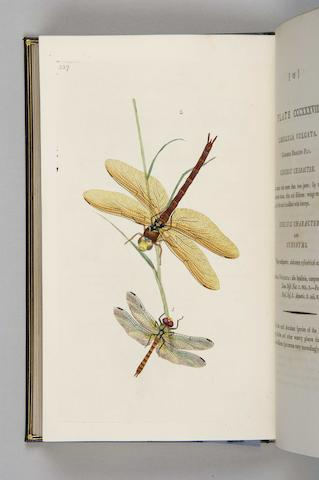 DONOVAN (EDWARD) The Natural History of British Insects, 16 vol. bound in 8
