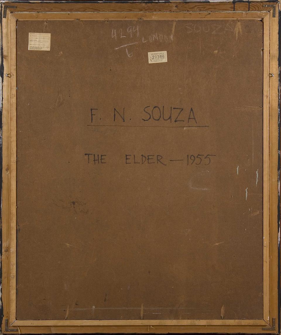 Francis Newton Souza (India, 1924-2002) The Elder