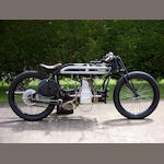 1922 Douglas Brooklands Racer,