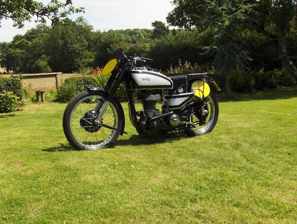The ex-works, Jack Williams, ISDT Trophy Team,1948 Norton 500cc Manx  Frame no. C11M 17811 Engine no. 24275