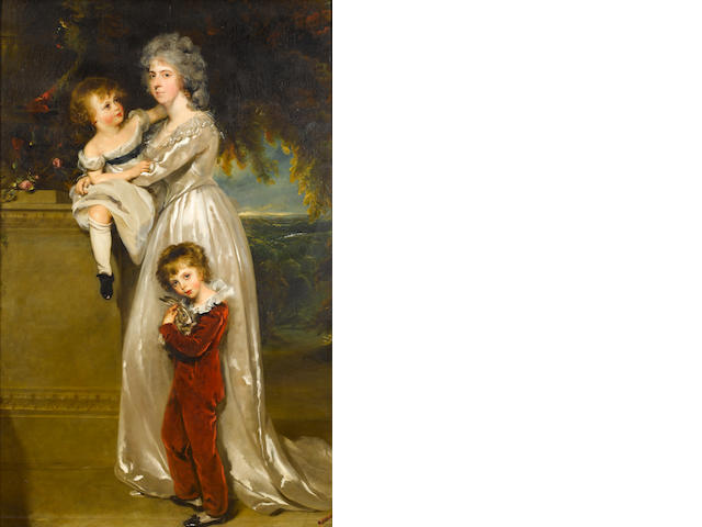 Sir Thomas Lawrence (FOR LONDON, LINE 3)