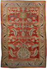 A Sultanbad carpet West Persia, 8 ft 9 in x 6 ft (297 x 183 cm) some minor wear