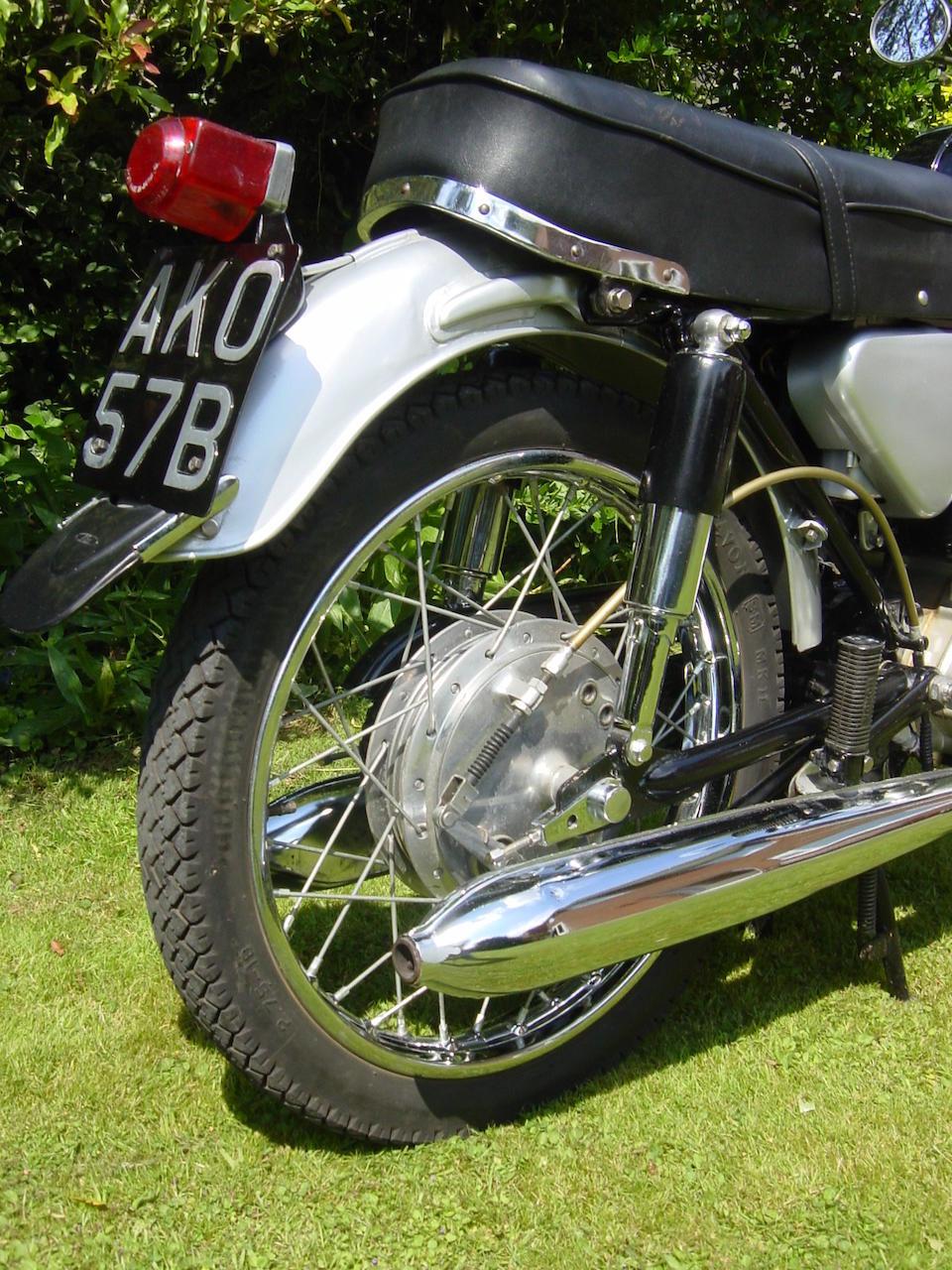 1964 Honda CB160, Frame no. CB160-1000039 Engine no. CB160E-9006549