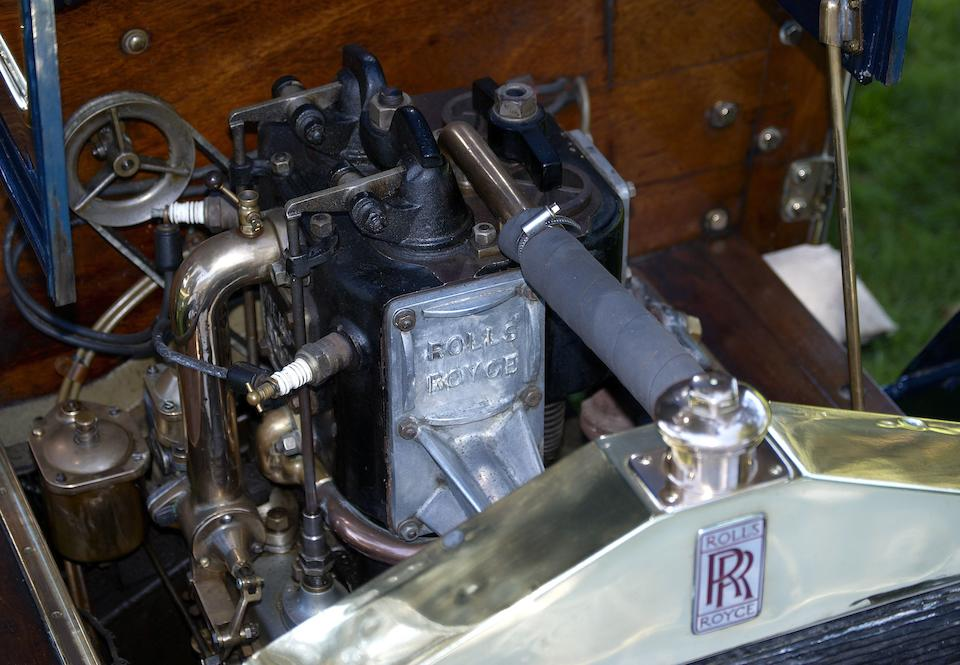 The oldest known surviving Rolls-Royce in the World, The 1904 Paris Salon and 1905 Olympia Motor Exhibition Display Car,1904 Rolls-Royce 10hp Two Seater  Chassis no. 20154