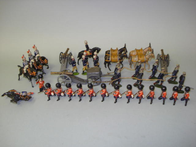 Britains Mountain Artillery etc. 40